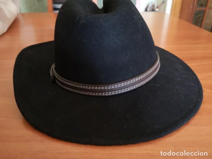Segunda Mano: Sombrero de lana N 57 - Foto 3 - 145815622
