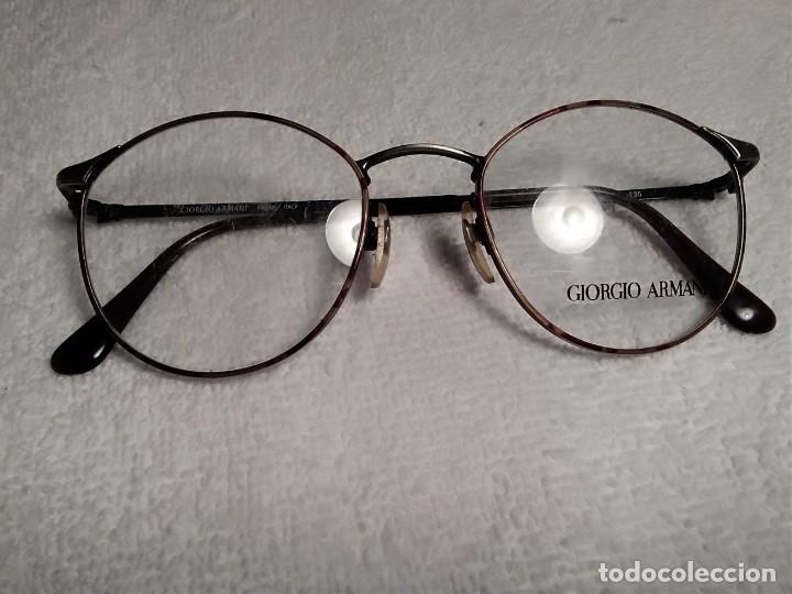 mitad de descuento 1f7eb 963da Gafas , montura (GIORGIO ARMANI - 132)