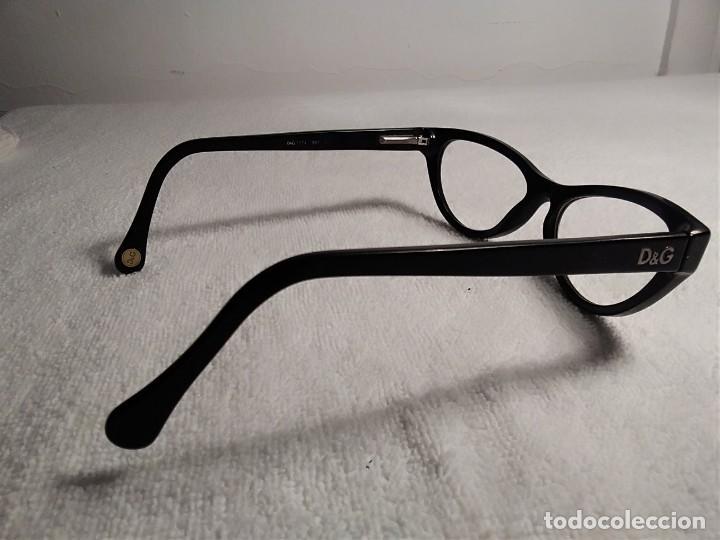 Segunda Mano: Gafas vintage, segunda mano ( DOLCE GABBANA - DG-1174) graduadas. - Foto 3 - 147043030