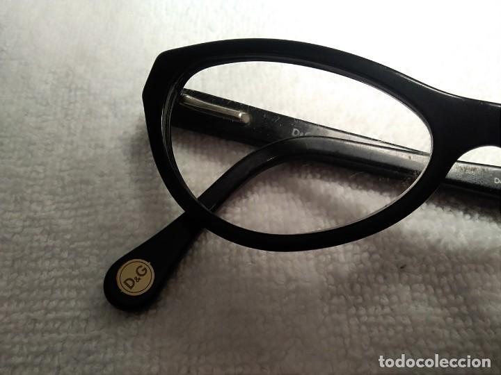 Segunda Mano: Gafas vintage, segunda mano ( DOLCE GABBANA - DG-1174) graduadas. - Foto 8 - 147043030
