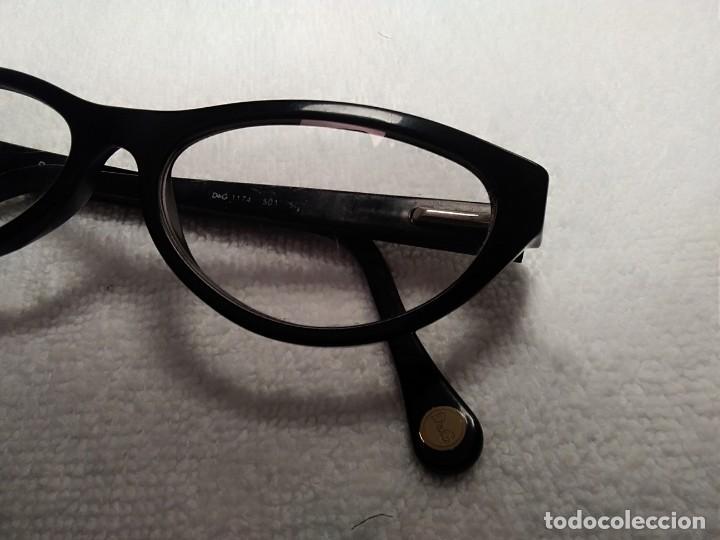 Segunda Mano: Gafas vintage, segunda mano ( DOLCE GABBANA - DG-1174) graduadas. - Foto 9 - 147043030