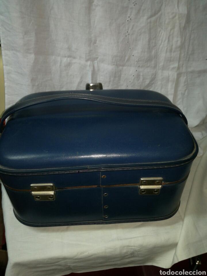 Segunda Mano: Neceser de viaje vintage - Foto 4 - 222501665