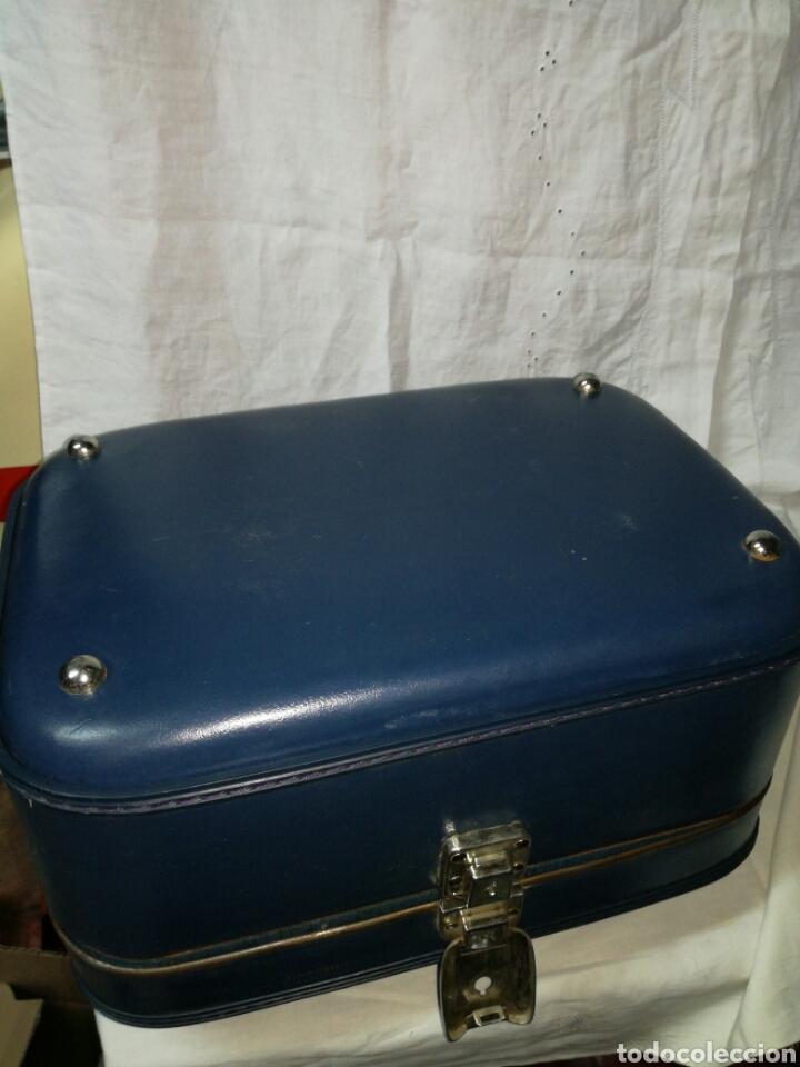 Segunda Mano: Neceser de viaje vintage - Foto 5 - 222501665