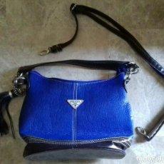 Zweite Hand - bolso prada ,milano azul cobalto, muy poco usado 3 veces - 148951622