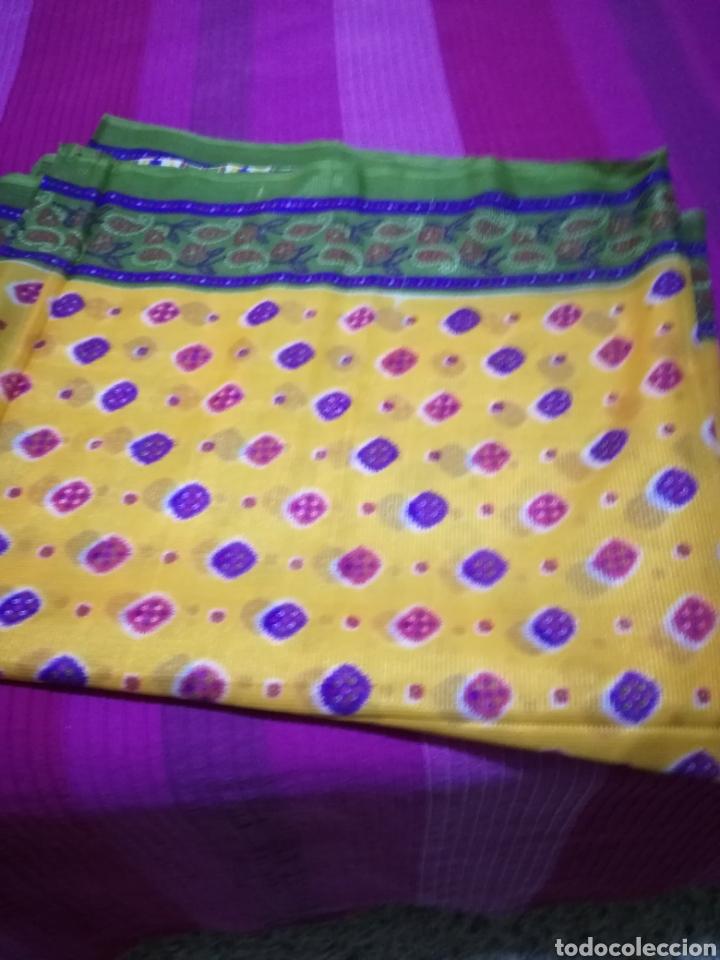 Segunda Mano: Precioso sari en seda - Foto 2 - 150104050