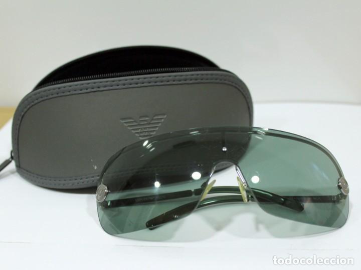 diseño de calidad moda caliente la compra auténtico Gafas EMPORIO ARMANI EA9252/S 6LB0S 115 Made Italy.