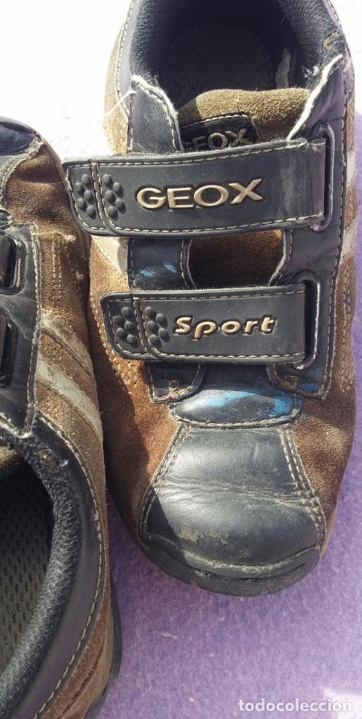 """Juguetes 36 Infantil Escuela Niño """"geox""""Talla Calzado Zapatos Zapatillas Botas De wn0OX8Pk"""