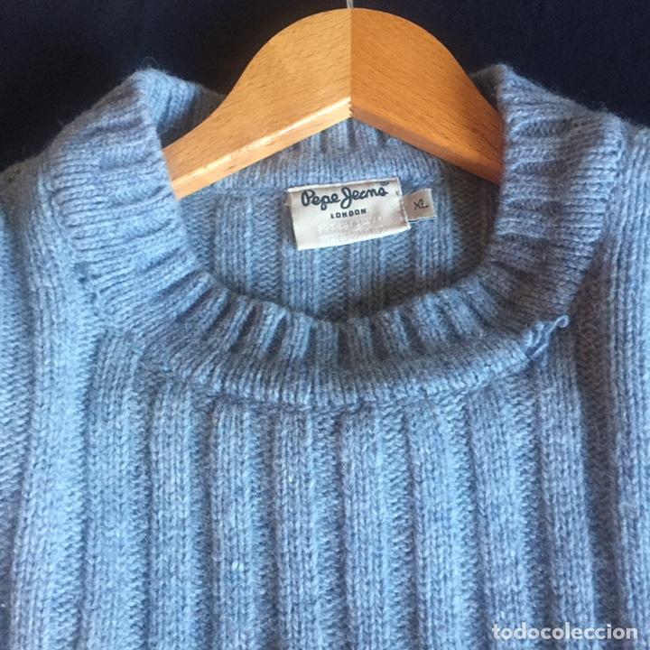 Segunda Mano: Jersey Pepe Jeans talla XL lana - Foto 2 - 152365933