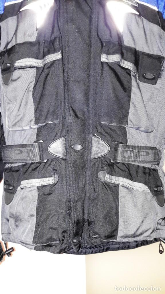 Segunda Mano: CHAQUETA DE MOTO PARA HOMBRE - ENDURO MARCA MQP TALLA XS (44) - Foto 5 - 152584458