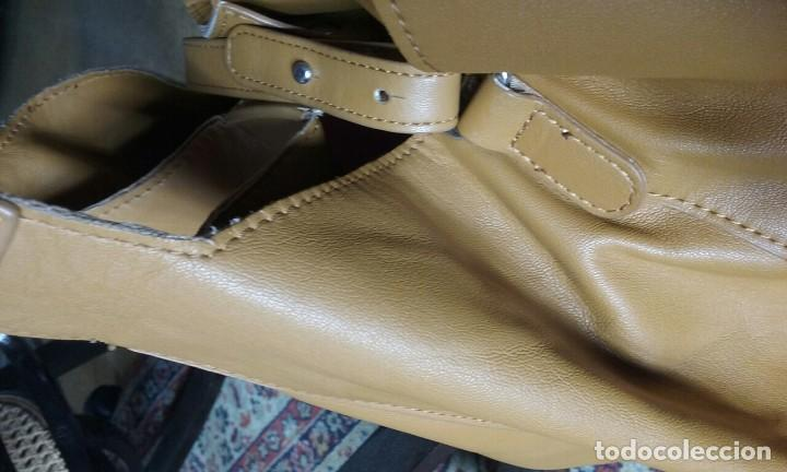 Segunda Mano: bolso piel MANGO - Foto 2 - 152619262