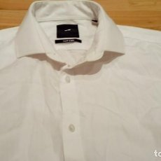 Segunda Mano: CAMISA WE EASY CARE TALLA L (SLIM FIT). Lote 155485518