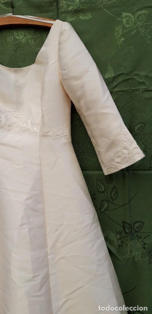 Segunda Mano: Vestido de novia, sin uso, talla 42. - Foto 2 - 158591950