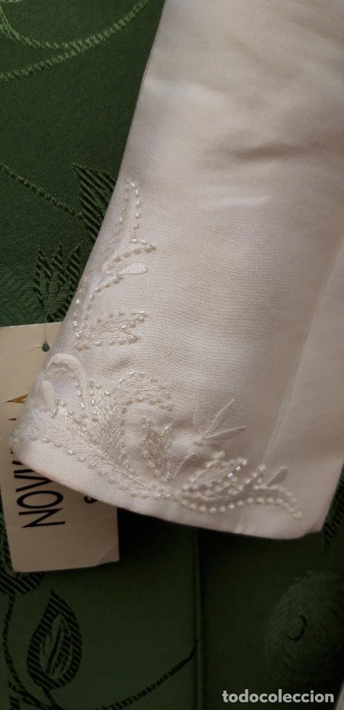 Segunda Mano: Vestido de novia, sin uso, talla 42. - Foto 4 - 158591950