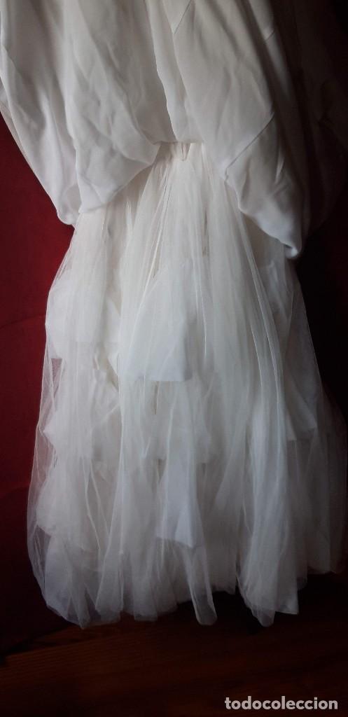 Segunda Mano: Vestido de novia o fiesta. - Foto 12 - 159141718
