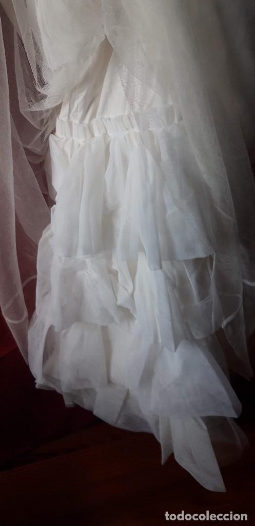 Segunda Mano: Vestido de novia o fiesta. - Foto 13 - 159141718