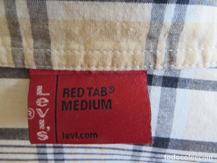 Segunda Mano: camisa Levi Strauss & Co talla- M - Foto 4 - 160289286