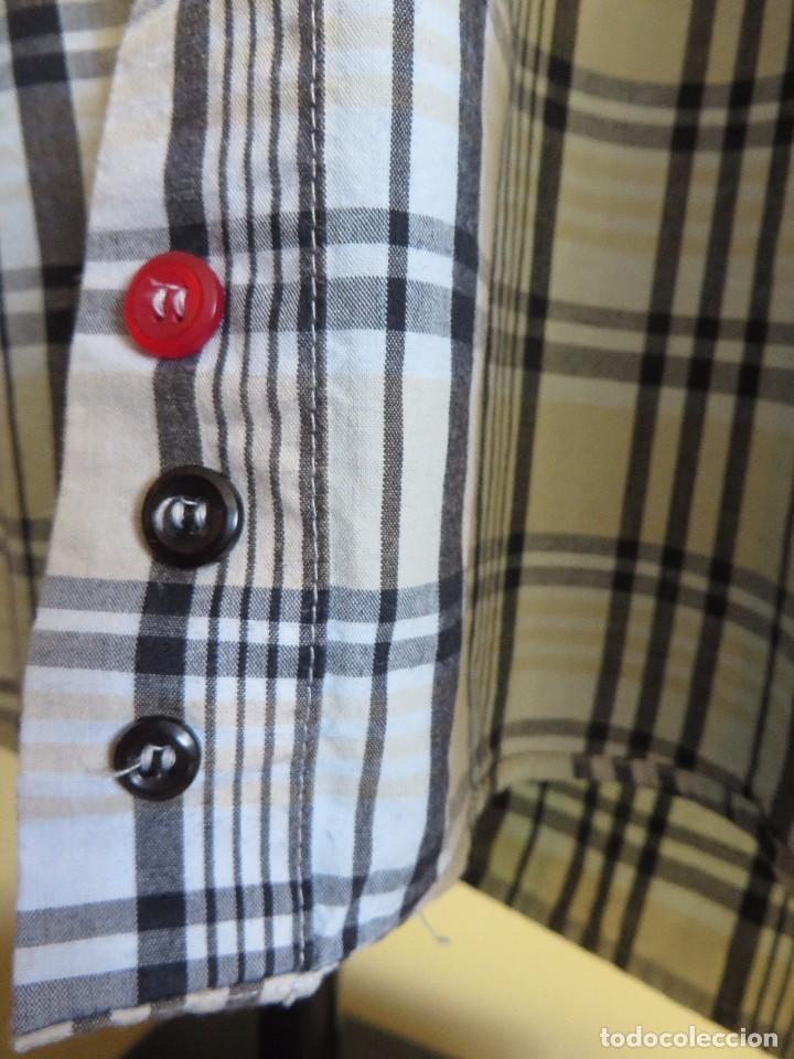 Segunda Mano: camisa Levi Strauss & Co talla- M - Foto 5 - 160289286