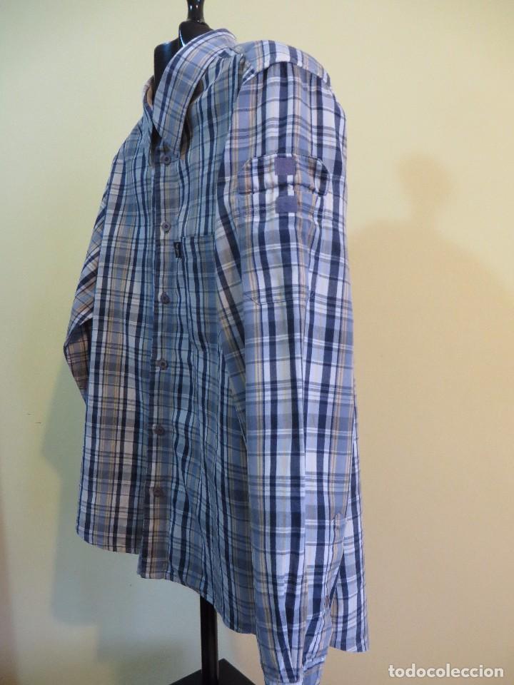 Segunda Mano: camisa Pepe Jeans LONDON talla L - Foto 3 - 160642882