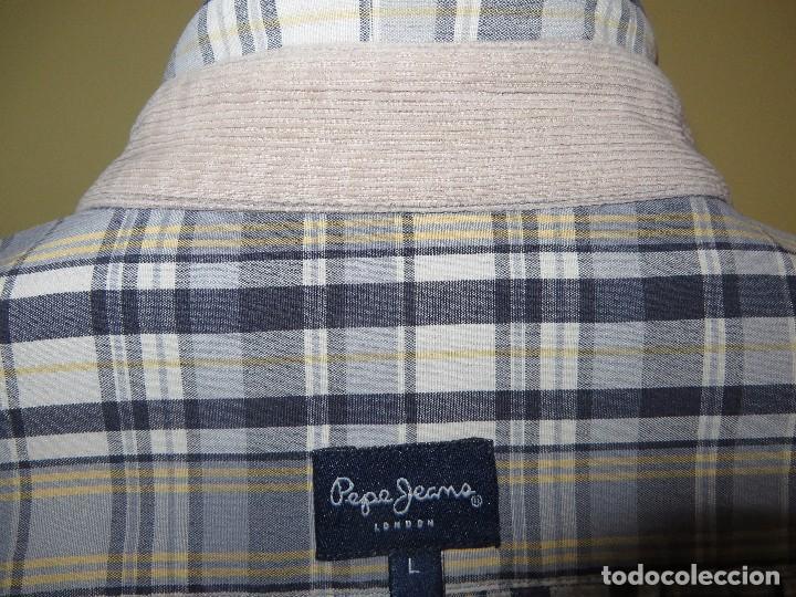 Segunda Mano: camisa Pepe Jeans LONDON talla L - Foto 6 - 160642882