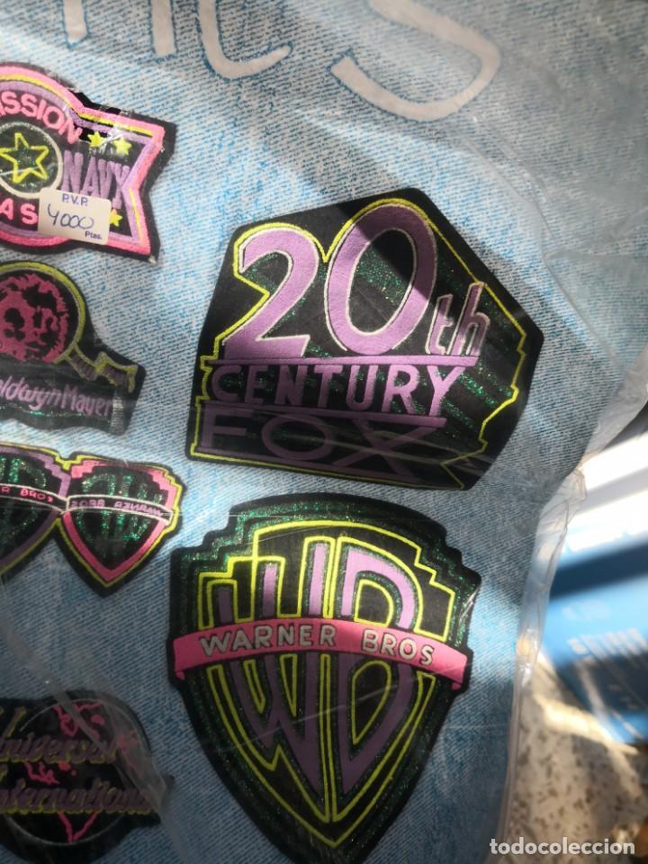 Segunda Mano: Coleccion de 24 parches años 70/80 colores fluorescentes varios motivos USA y medidas - Foto 2 - 162559074