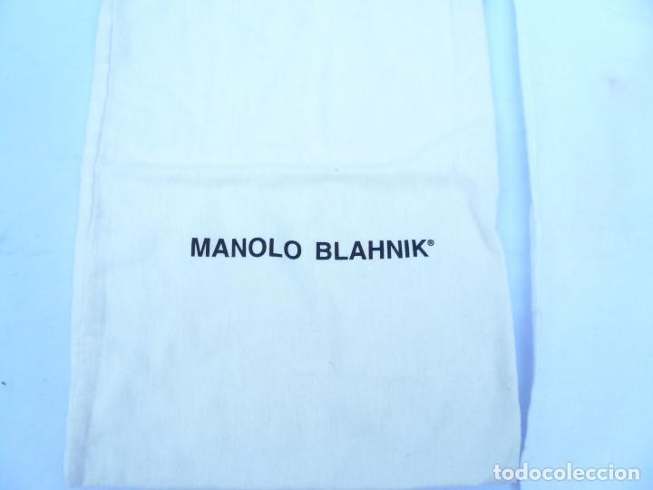 Segunda Mano: BOLSA DE CALZADO. LOTE DE 2: MANOLO BLAHNIK Y ELIO BERHANYER - Foto 3 - 163800446