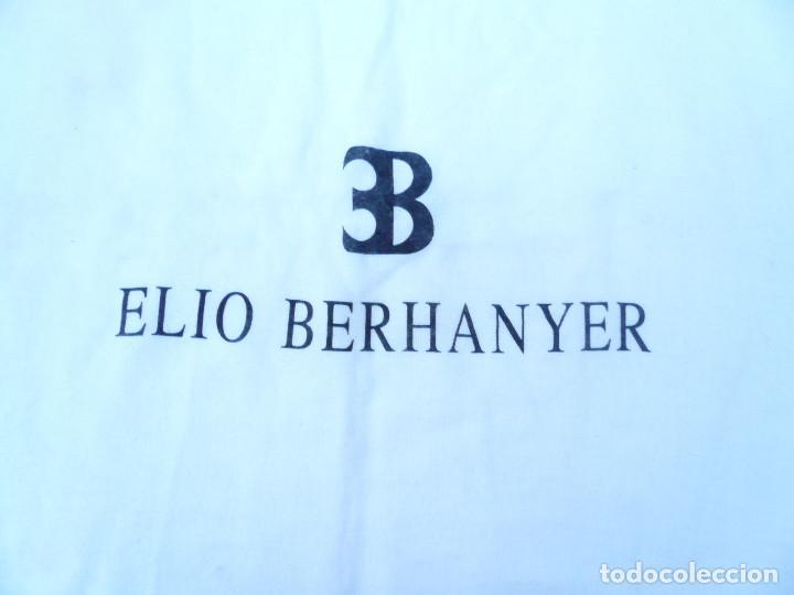 Segunda Mano: BOLSA DE CALZADO. LOTE DE 2: MANOLO BLAHNIK Y ELIO BERHANYER - Foto 4 - 163800446