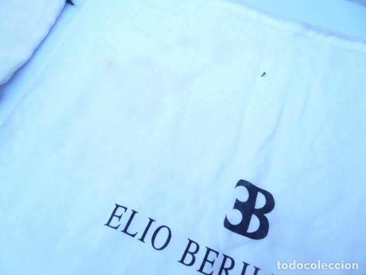 Segunda Mano: BOLSA DE CALZADO. LOTE DE 2: MANOLO BLAHNIK Y ELIO BERHANYER - Foto 6 - 163800446