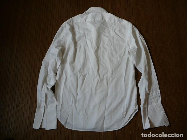 Segunda Mano: Camisa Blanca Massimo Dutti Collezioni. Talla 41. - Foto 12 - 166109694