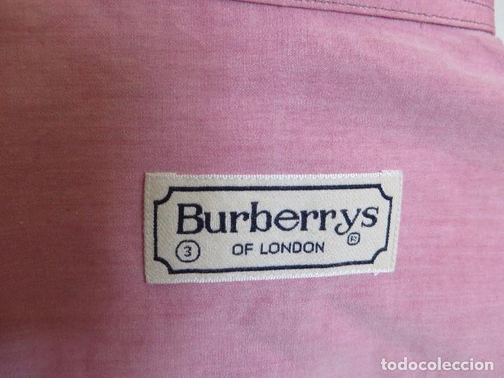 Segunda Mano: Camisa Burberrys of London talla 3 - Foto 6 - 169031200