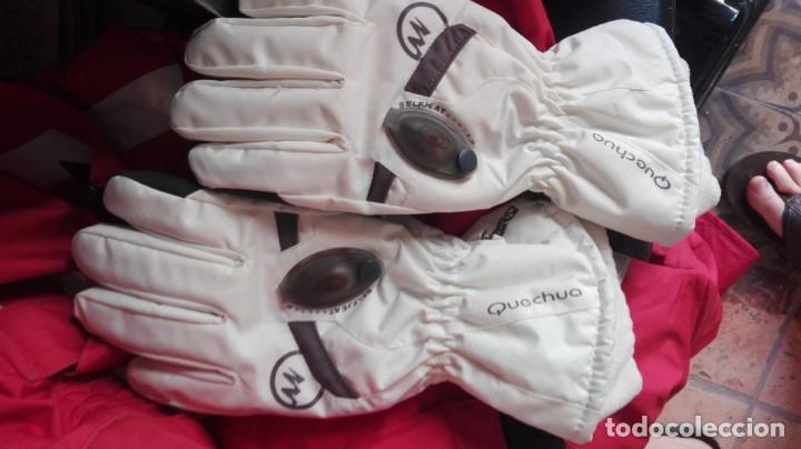 Segunda Mano: mono quechua esqui guantes y accesorios talla 40 - Foto 6 - 169278024