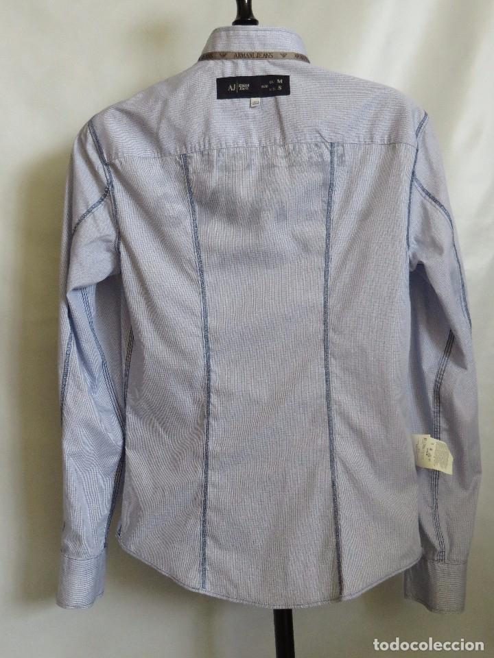 Segunda Mano: Camisa ARMANI JEANS talla - M - Foto 4 - 172840074