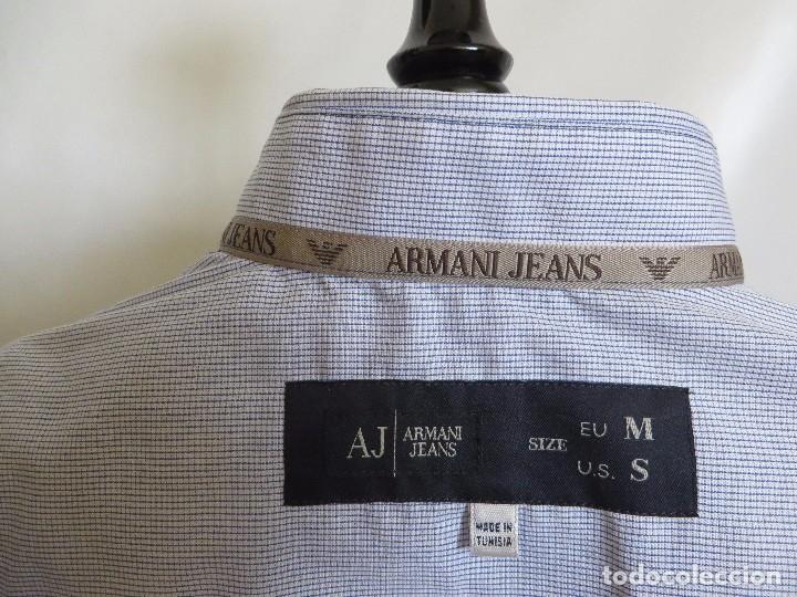 Segunda Mano: Camisa ARMANI JEANS talla - M - Foto 5 - 172840074