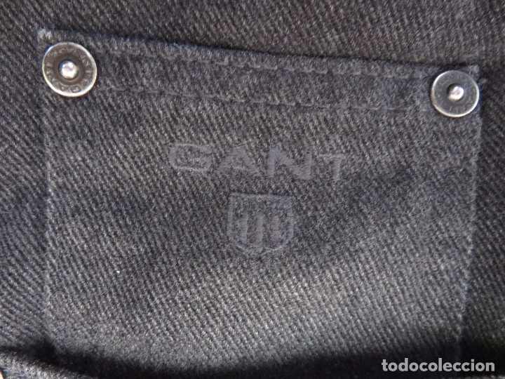 Segunda Mano: Pantalones de hombre GANT talla - W 32/L 34 - Foto 7 - 173559022