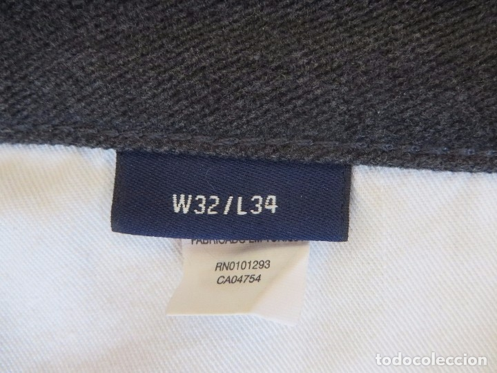 Segunda Mano: Pantalones de hombre GANT talla - W 32/L 34 - Foto 8 - 173559022