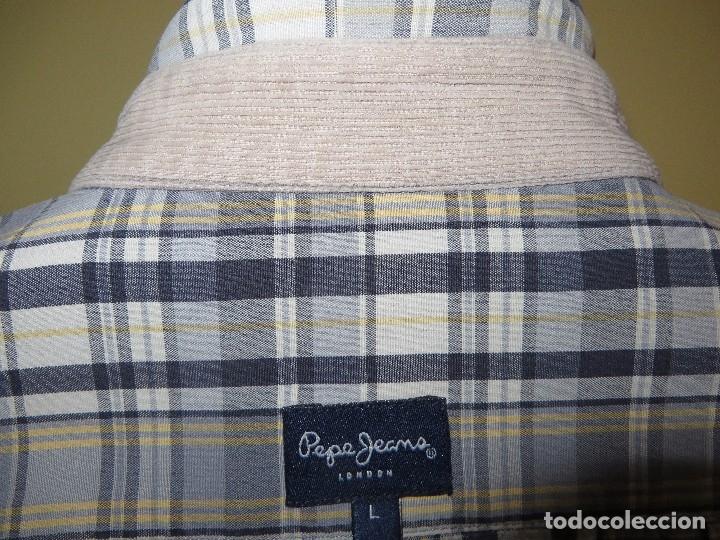 Segunda Mano: camisa Pepe Jeans LONDON talla L - Foto 7 - 173856658