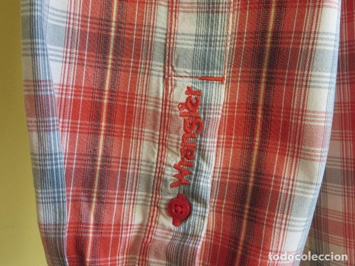 Segunda Mano: camisa Wrangler talla - M - Foto 4 - 173856785