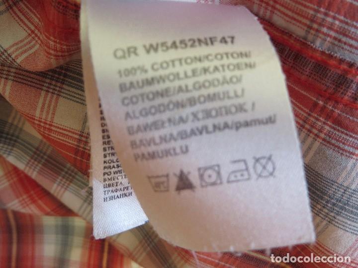 Segunda Mano: camisa Wrangler talla - M - Foto 7 - 173856785