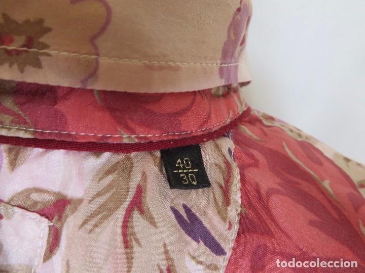 Segunda Mano: Camisa de Massimo Dutti talla 40 ,seda - Foto 6 - 173859845