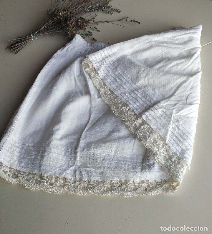 Segunda Mano: Falda blanca Springfield. Talla 40 - Foto 2 - 174060218