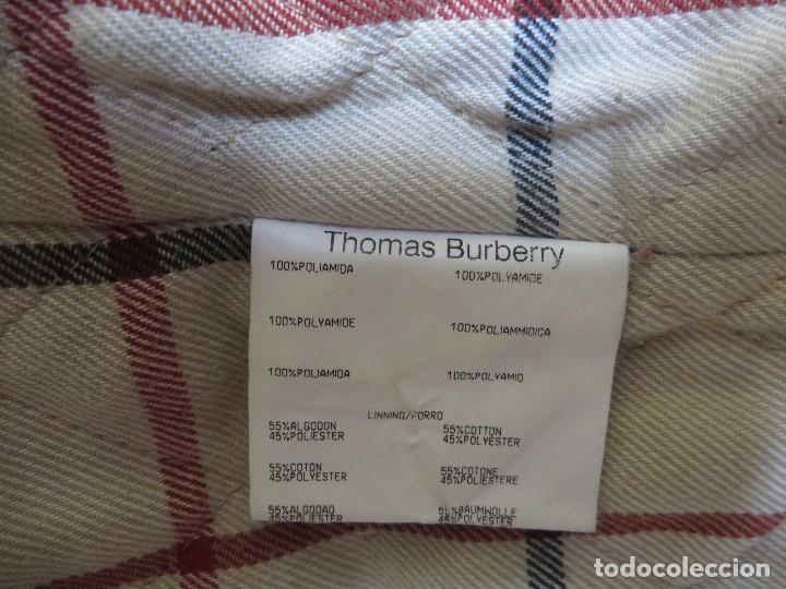 Segunda Mano: Chaqueta THOMAS BURBERRY talla M para hombre - Foto 11 - 175463868