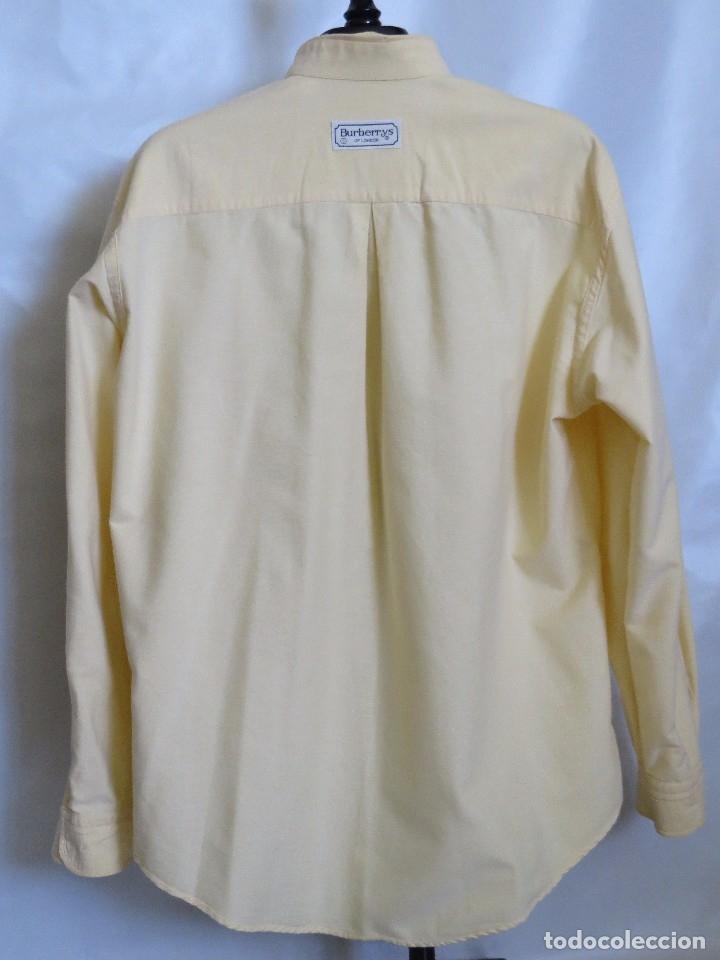 Segunda Mano: camisa Burberrys of London talla 5 L /esp 50/ - Foto 5 - 175994199