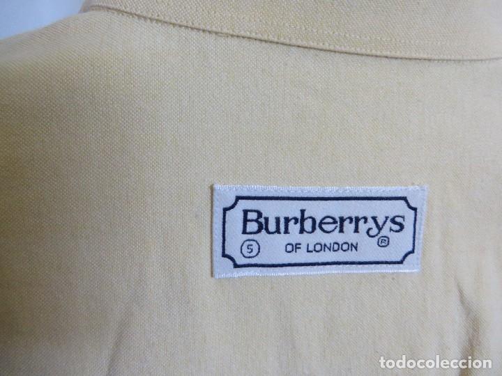 Segunda Mano: camisa Burberrys of London talla 5 L /esp 50/ - Foto 6 - 175994199
