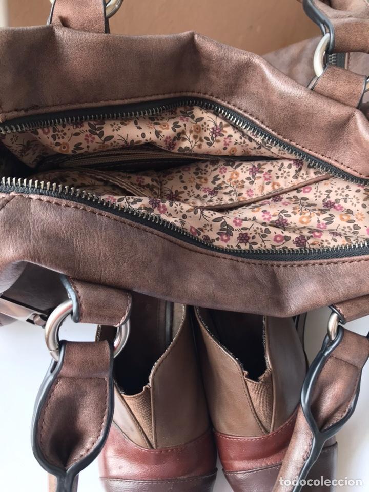 Segunda Mano: Conjunto de zapatos y bolso - Foto 3 - 176901383