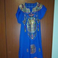 Segunda Mano: CHILABA EGIPTO Y PAÑUELO. Lote 176936518