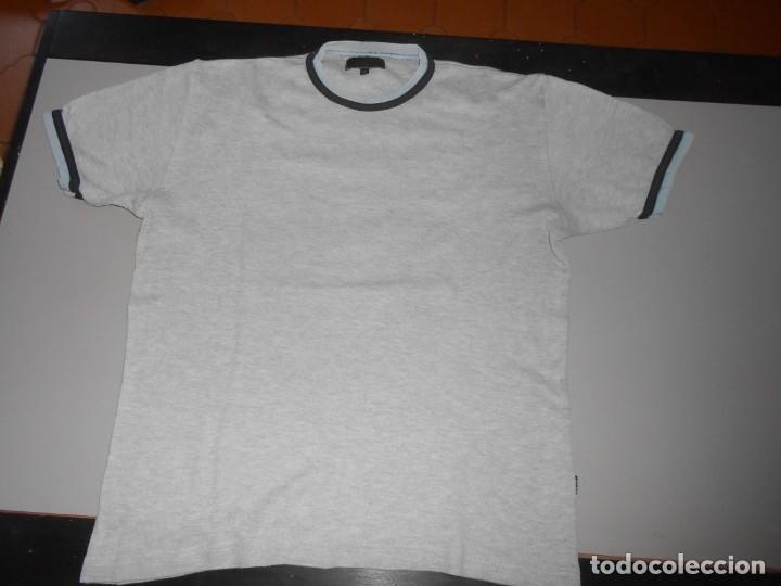 Segunda Mano: Dos CAMISETAS algodón - Foto 4 - 179531822