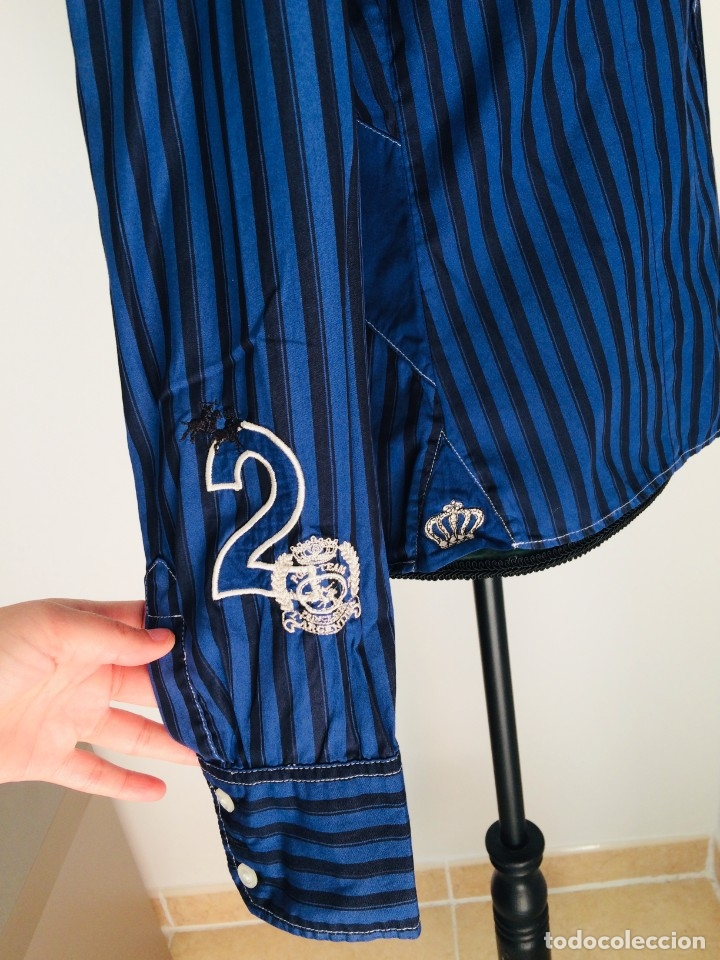 Segunda Mano: Camisa L·Argentina Talla S - Foto 3 - 180498281