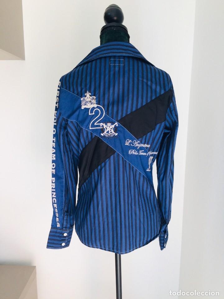 Segunda Mano: Camisa L·Argentina Talla S - Foto 4 - 180498281