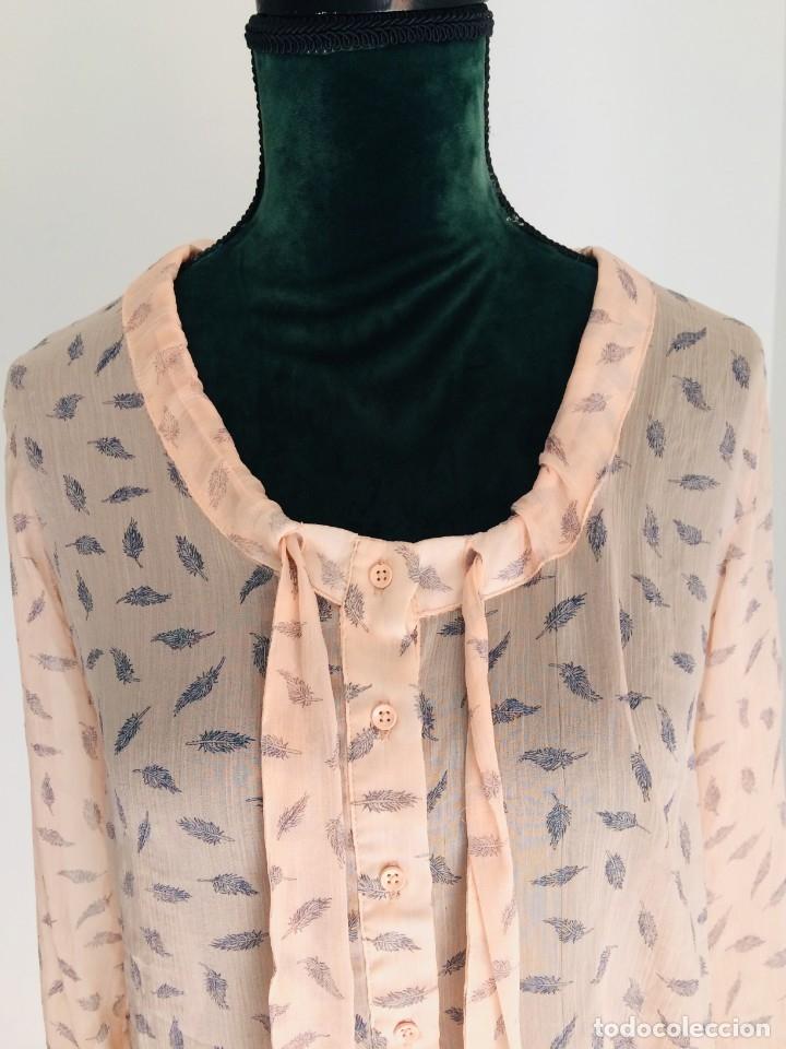 Segunda Mano: Camisa de Seda Talla S - Foto 2 - 180498750