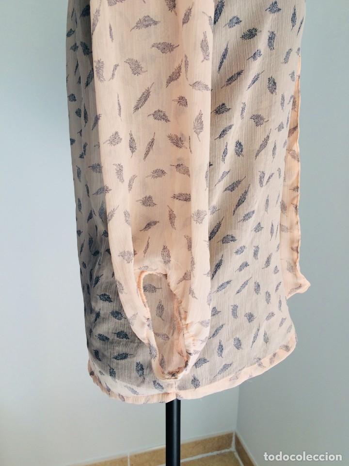 Segunda Mano: Camisa de Seda Talla S - Foto 3 - 180498750