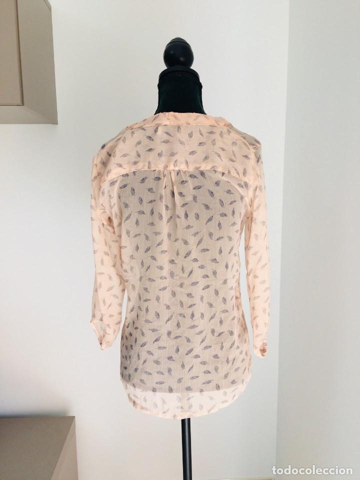 Segunda Mano: Camisa de Seda Talla S - Foto 4 - 180498750